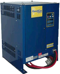 PowerHouse Ferro-Resonant Forklift Battery Charger