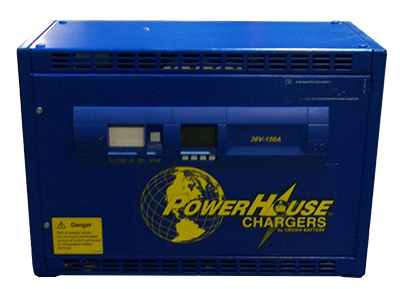 PowerHouse IHF Forklift Battery Charger
